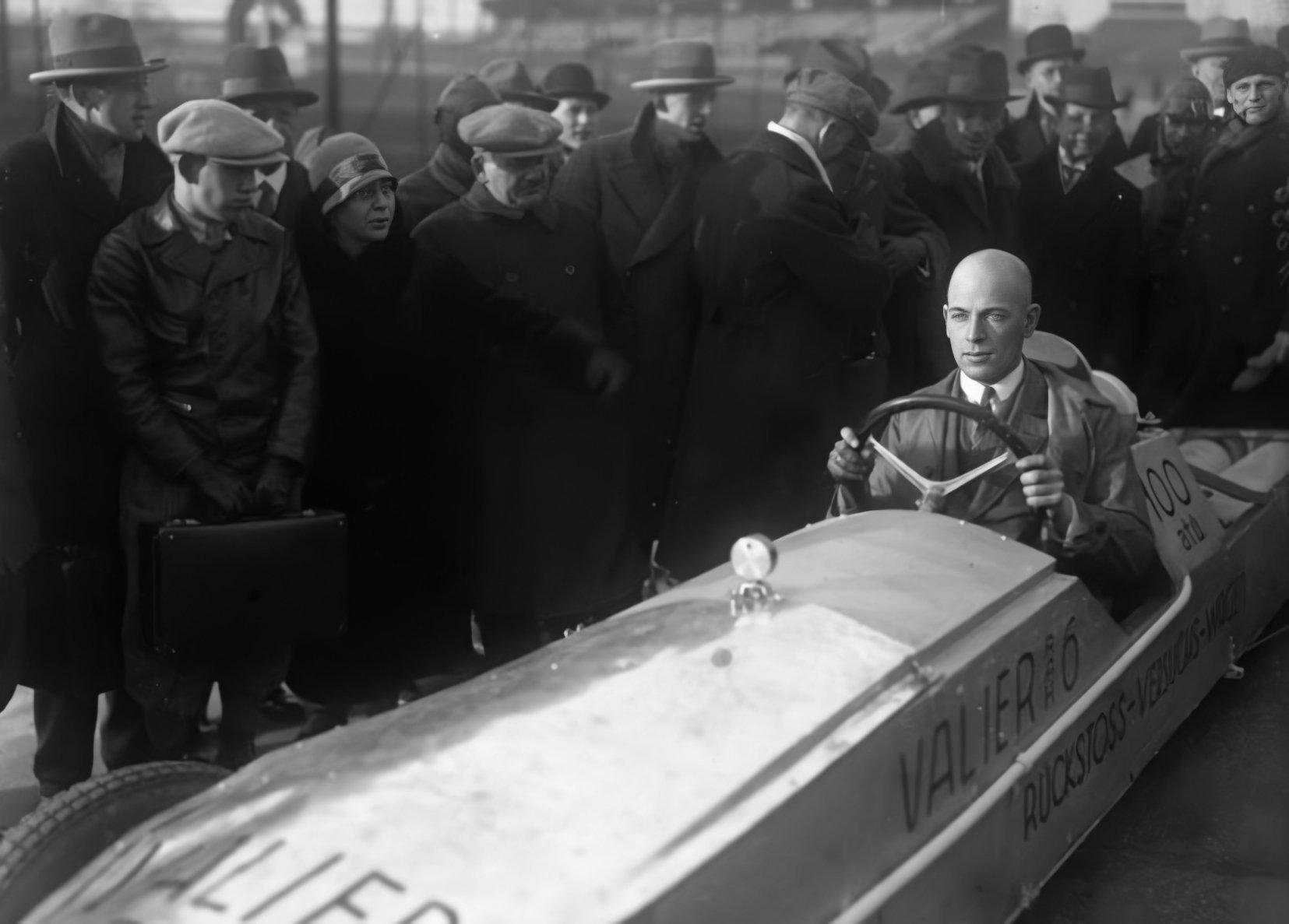 Max Valier rocket car