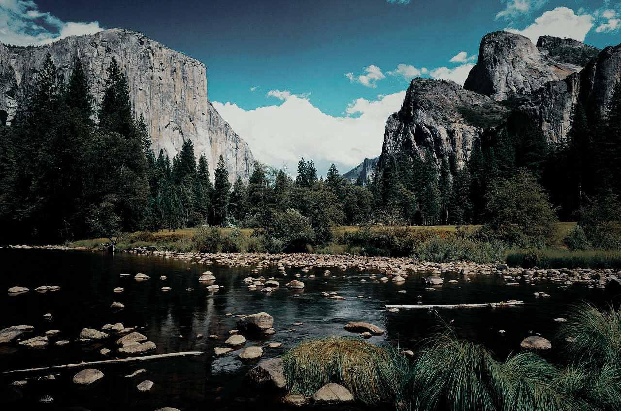 Yosemite National Park, Californië