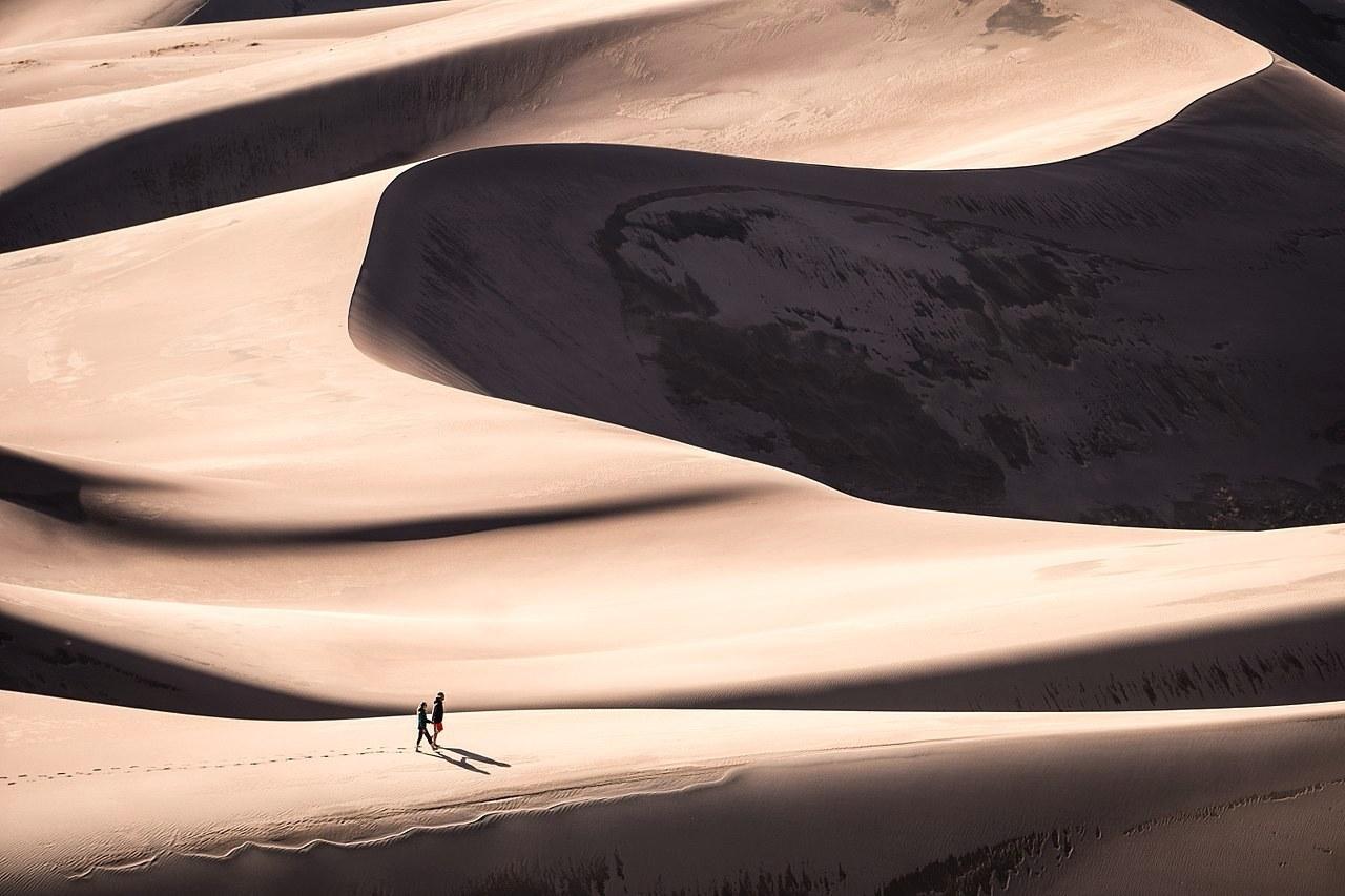 Great Sand Dunes National Park and Preserve, Verenigde Staten