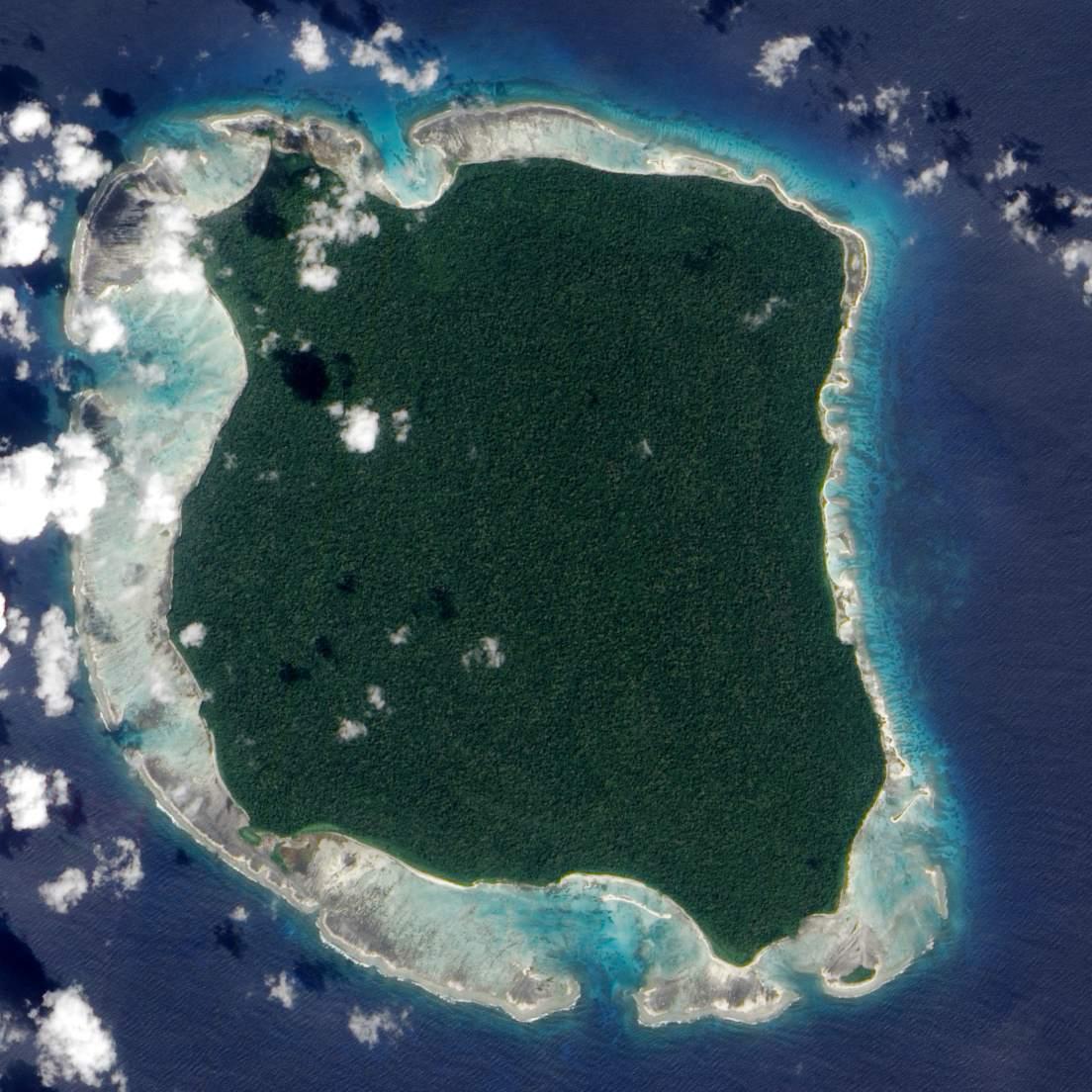Noord Sentinel-eiland