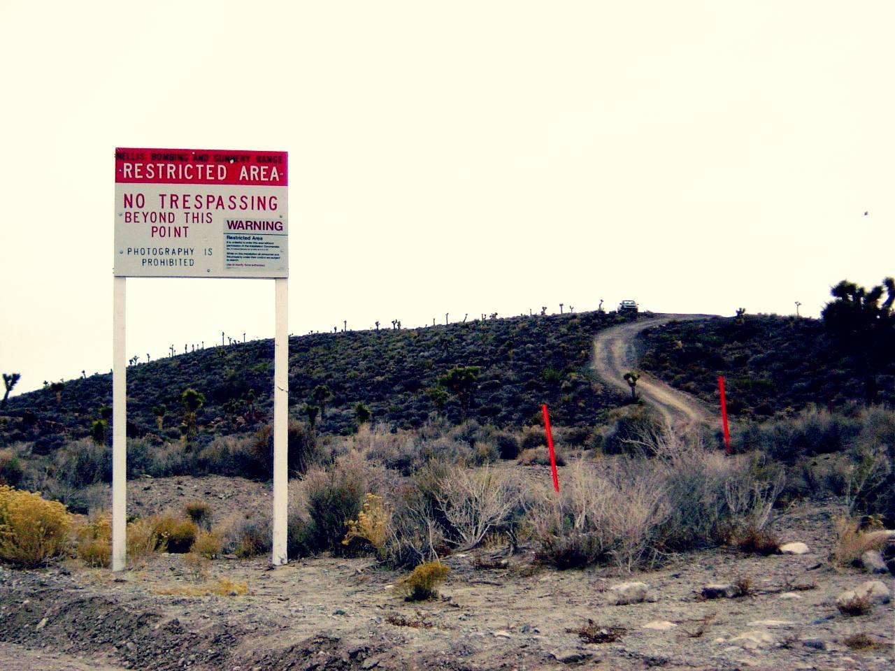 Area 51 basis Nevada