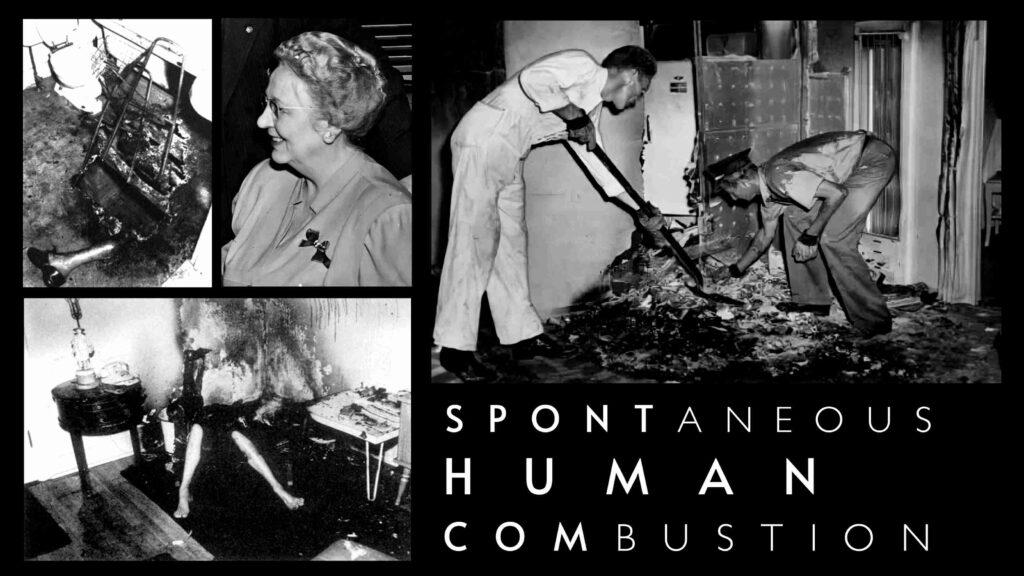 Spontaneous Human Combustion