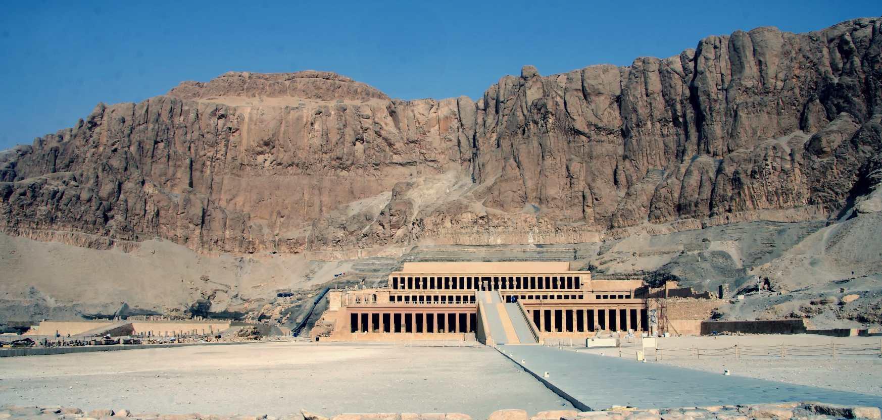 De vallei der koningen, Egypte