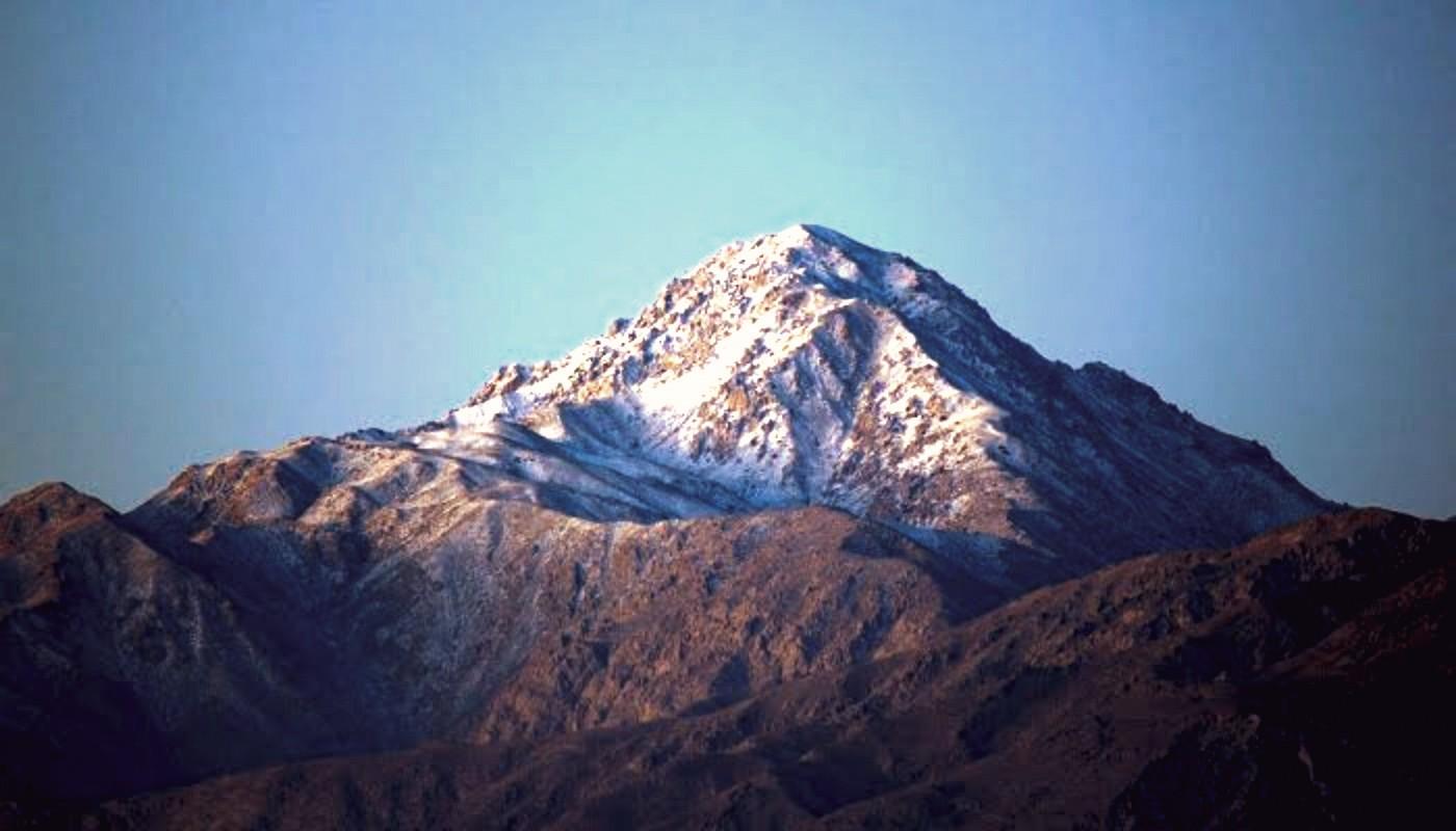 Chiltan Mountain, Balochistan, Pakistan