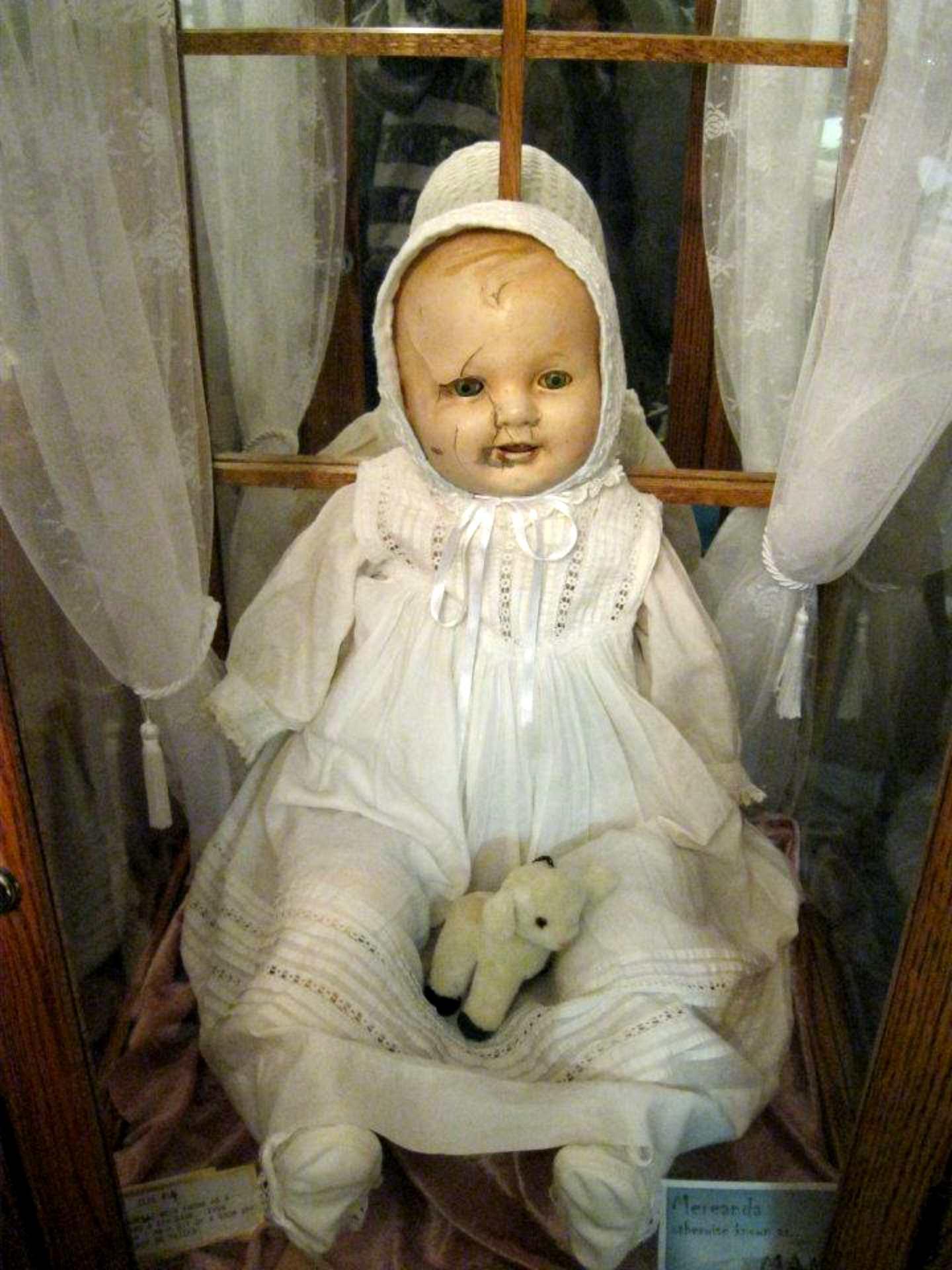 Mandy the Doll, England