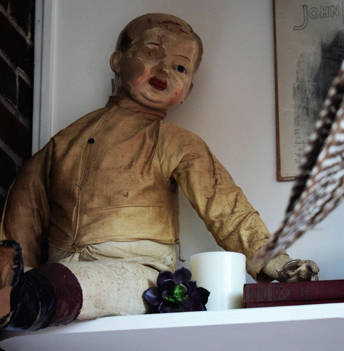Charley – The Haunted Doll