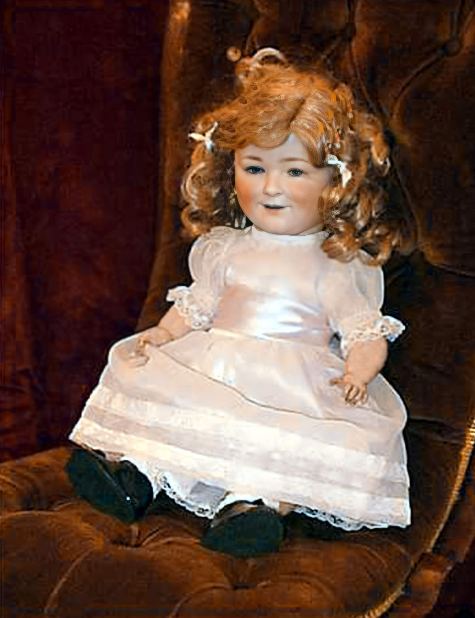 Mercy The Haunted Evil Doll