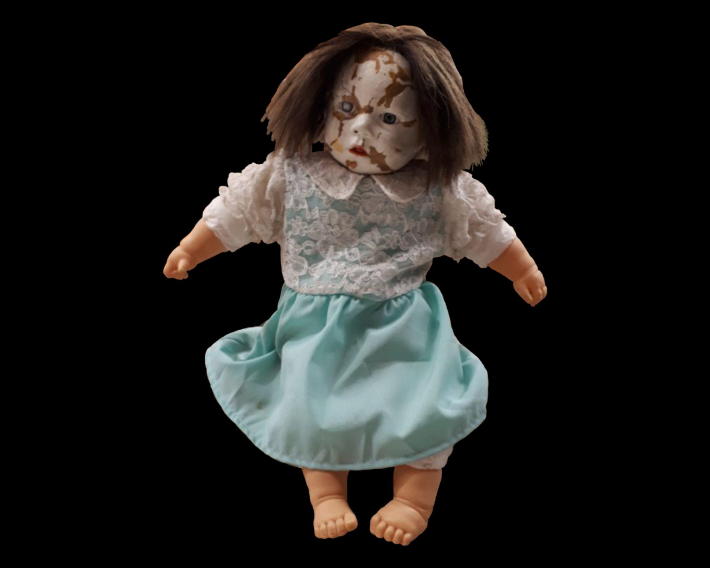 Katza The Cursed Russian Doll