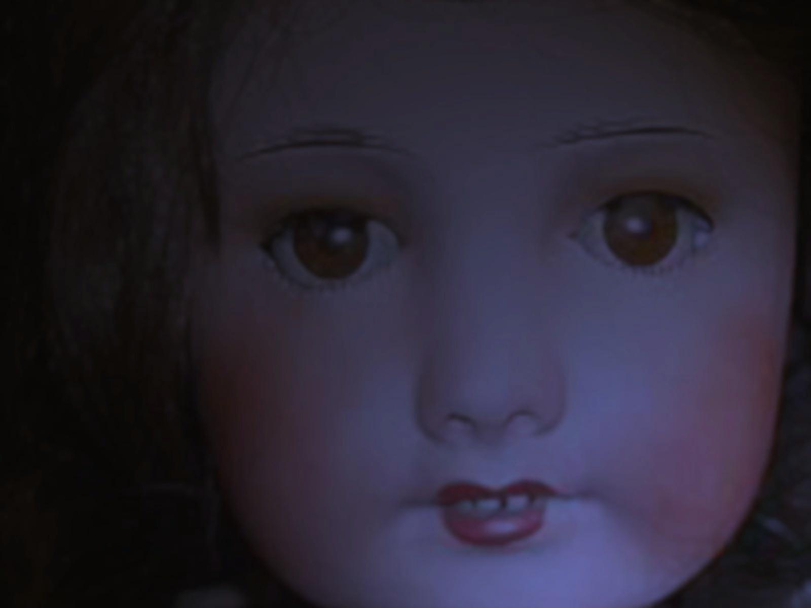 Amanda the Haunted doll