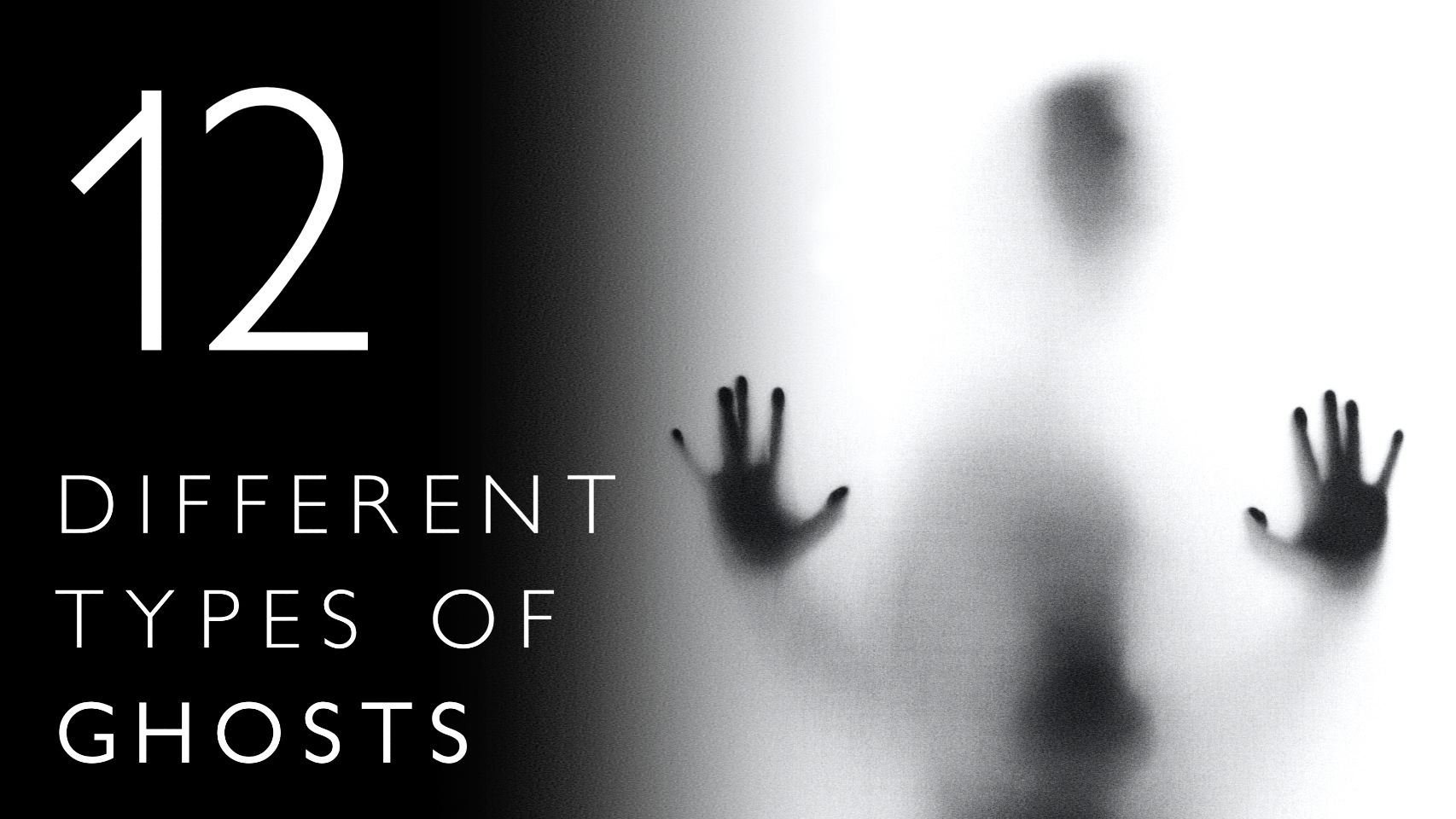 Types Of Ghosts