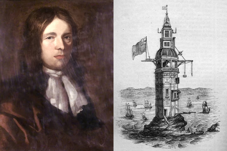 Henry Winstanley, Eddystone Lighthouse