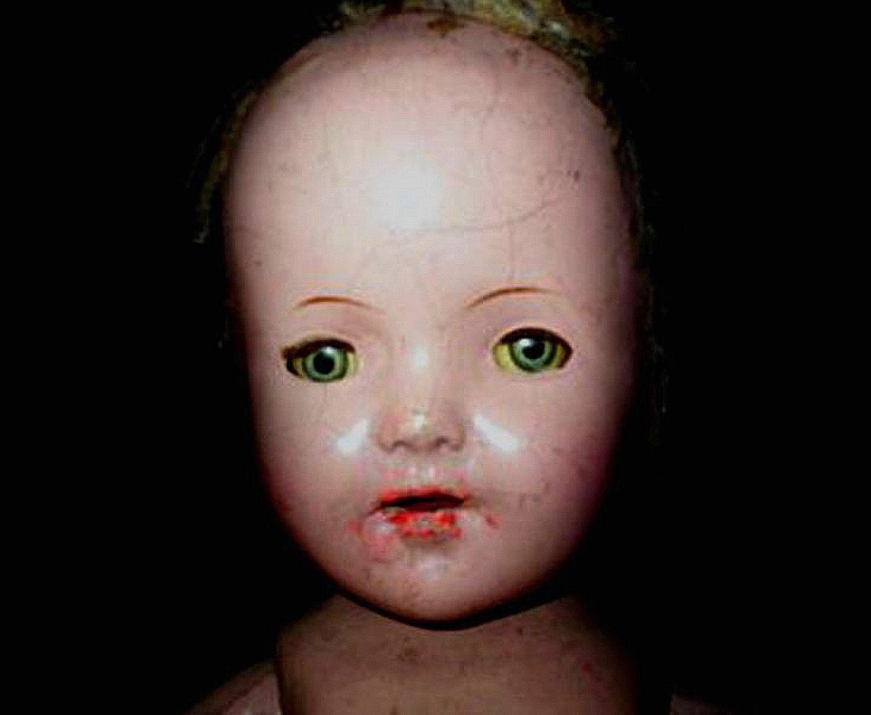 Joliet Haunted Doll