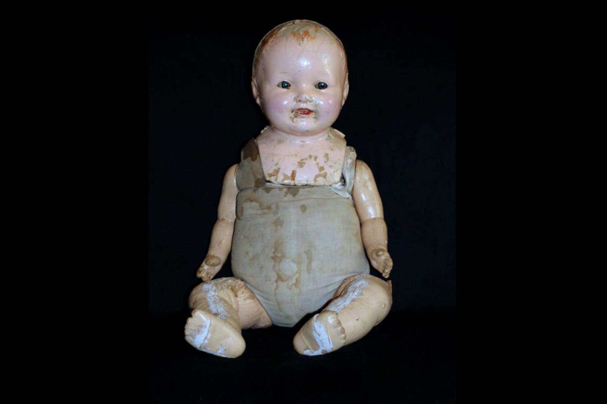 Harold the Haunted Doll