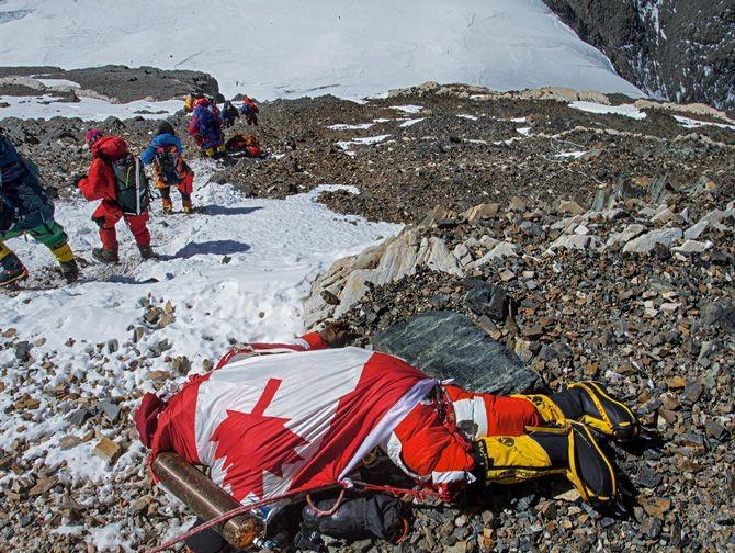 Body of Canadian Everest climber Shirya Shah-Klorfine