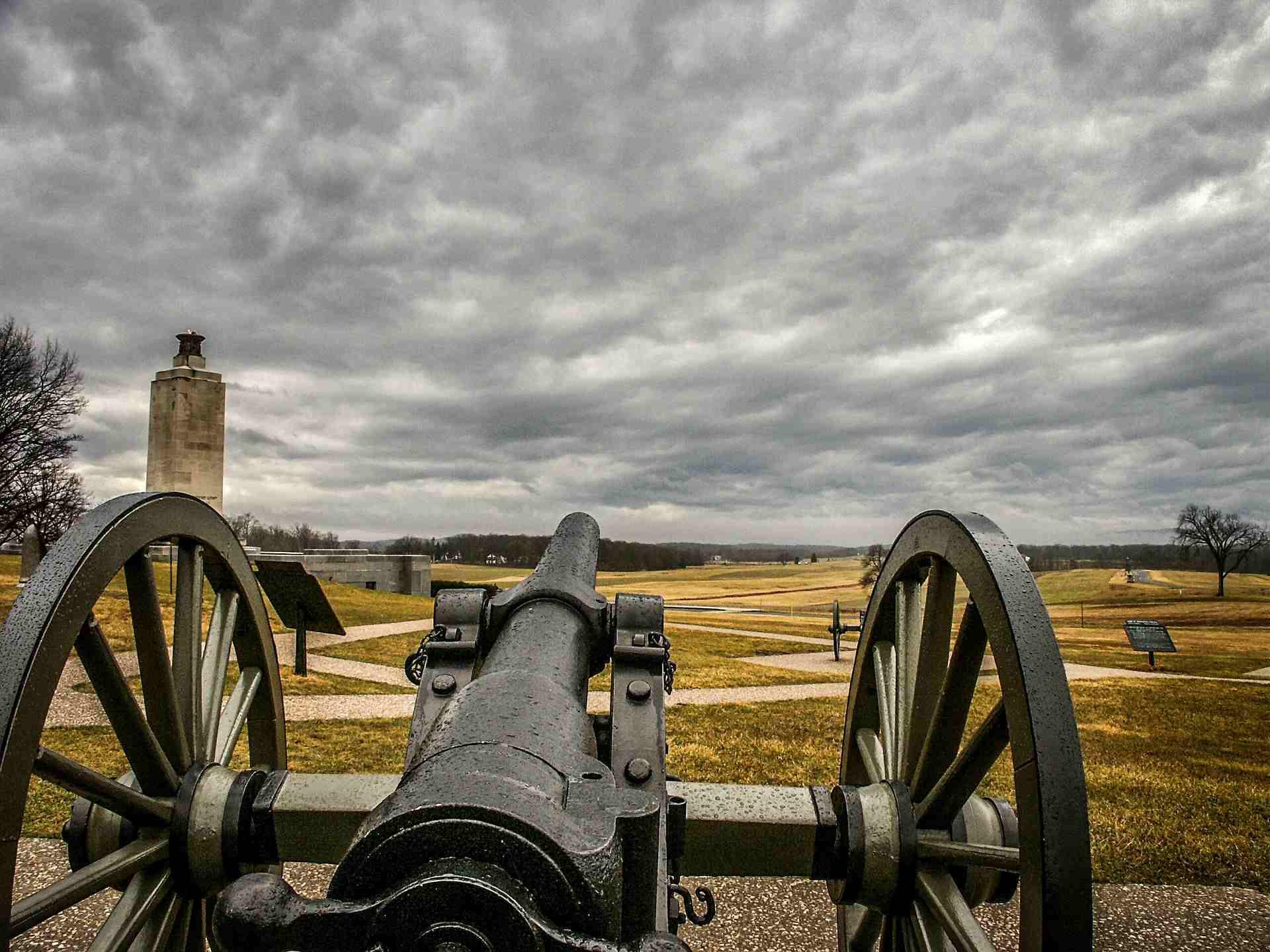 Gettysburg National Battlefield, Pennsylvania
