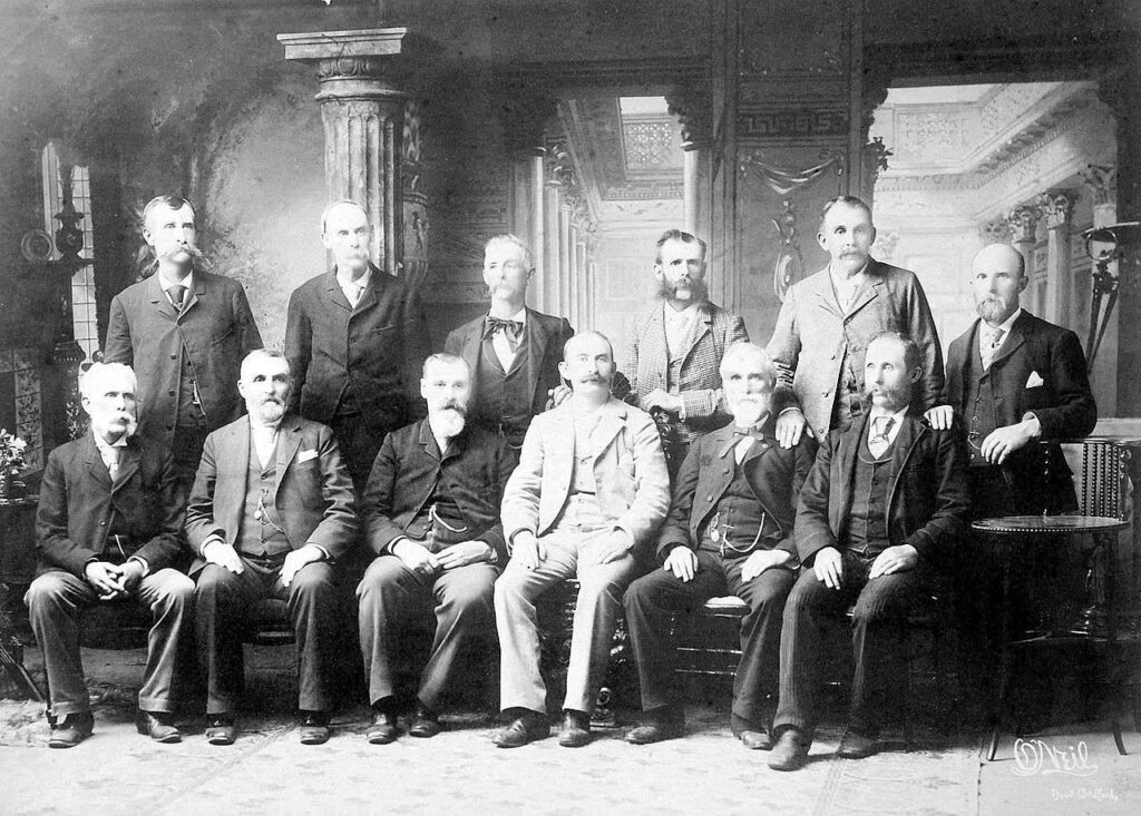 Trial jury that acquitted Borden