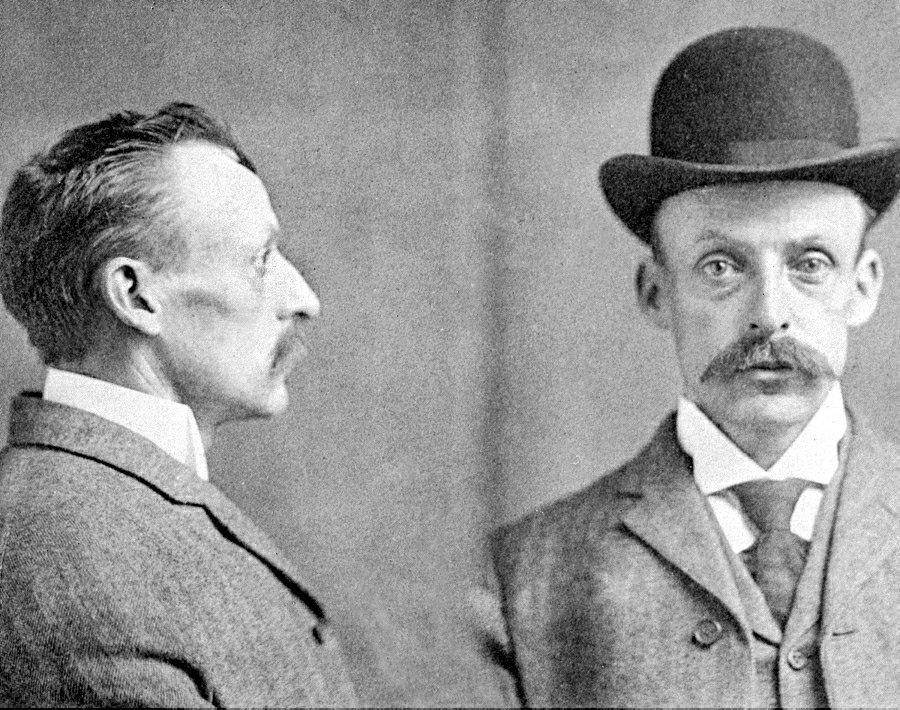 Mugshot of Albert Fish, The Vampire of Brooklin