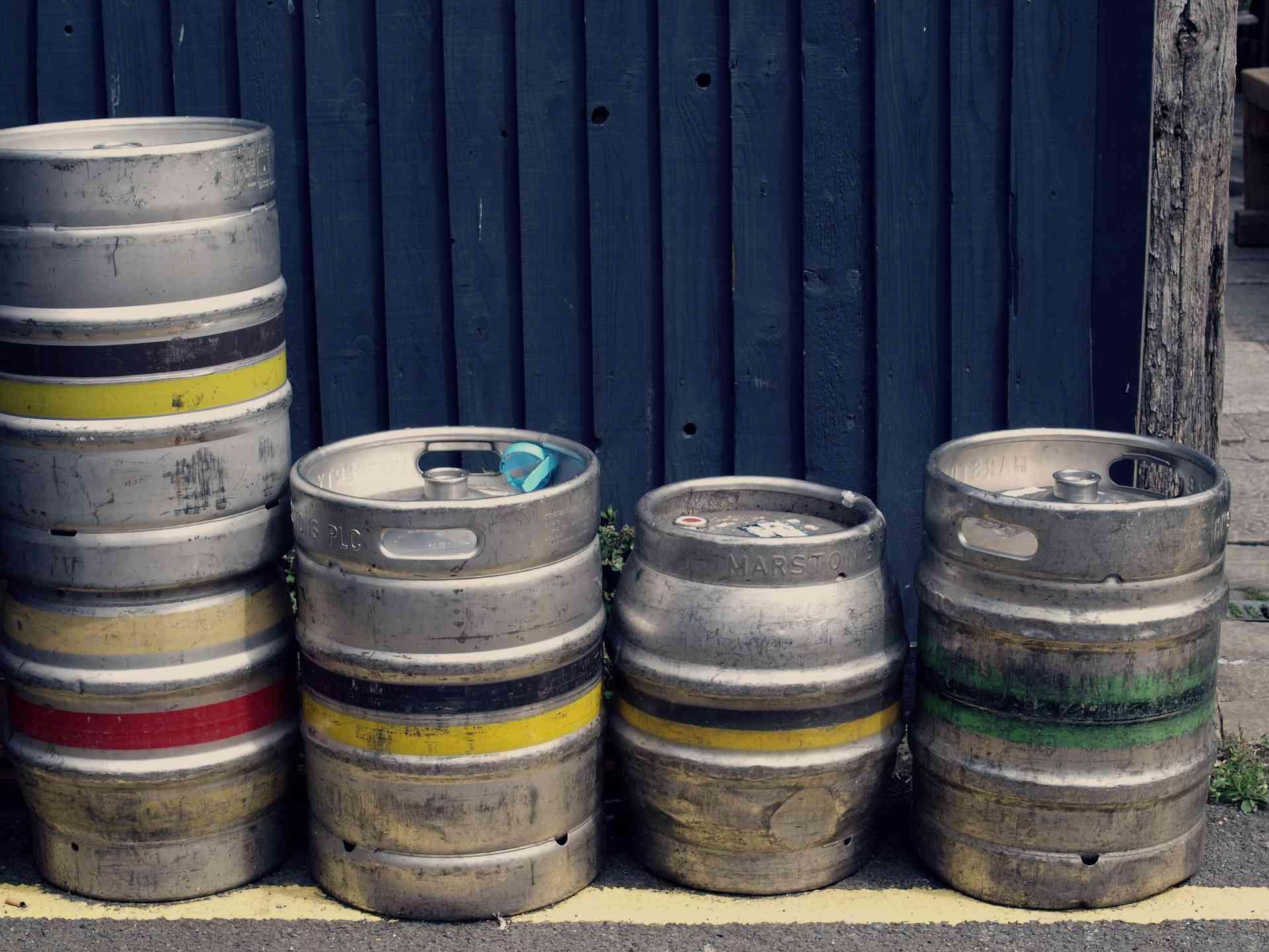 Acid barrels
