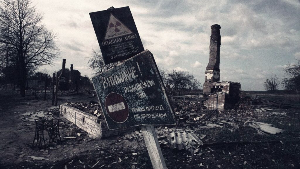 Abandoned Pripyat © Chernobyl.org