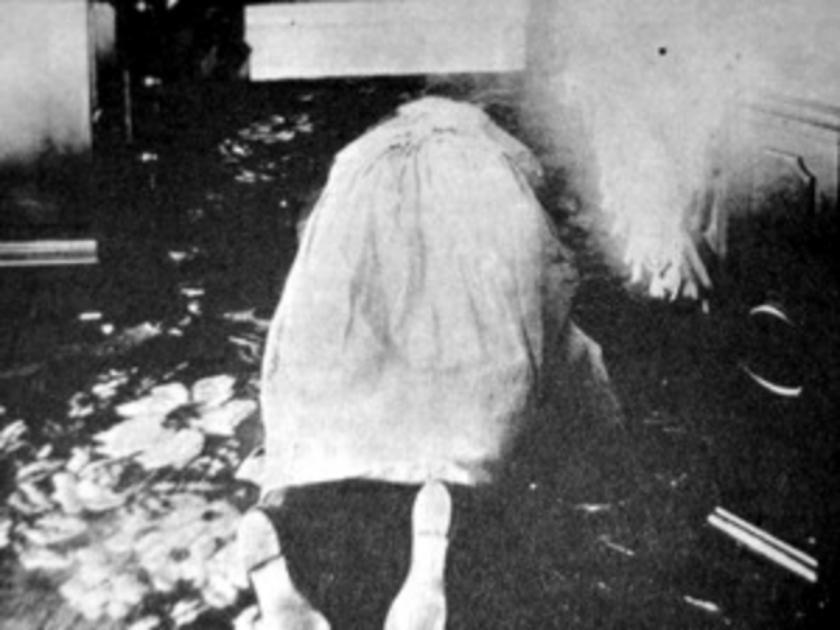 Body of Abby Borden, August 4, 1892