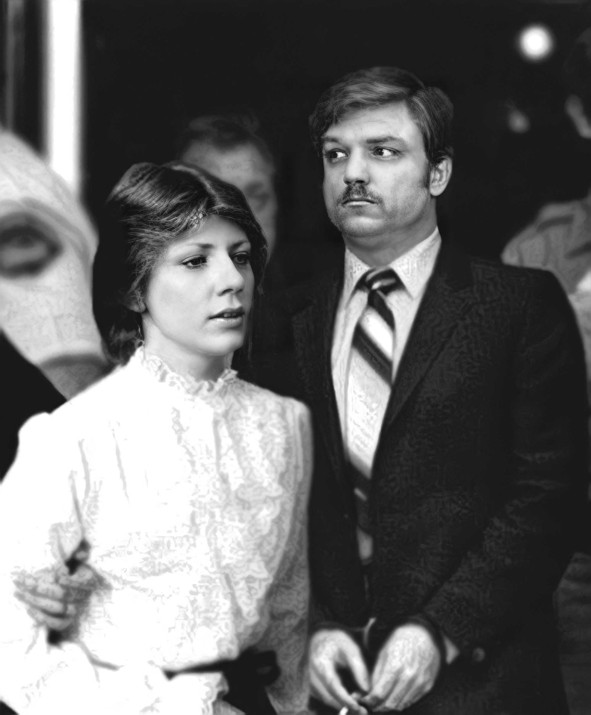 Charlene and Gerald Gallego
