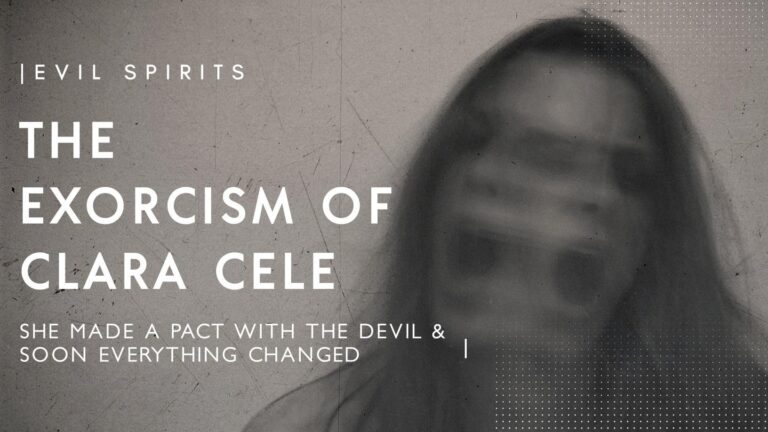 The Exorcism Of Clara Germana Cele