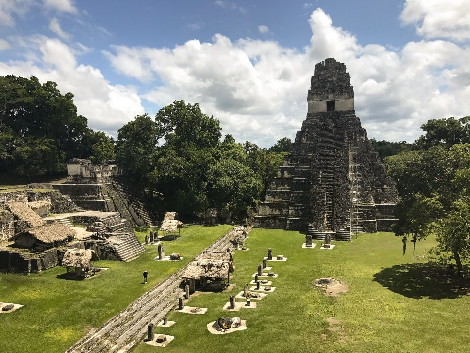 The Mayans of Tikal used a highly advanced water purification system 3