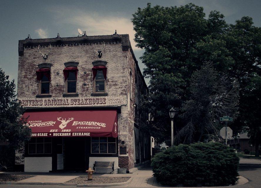 Het Buckhorn Exchange Restaurant