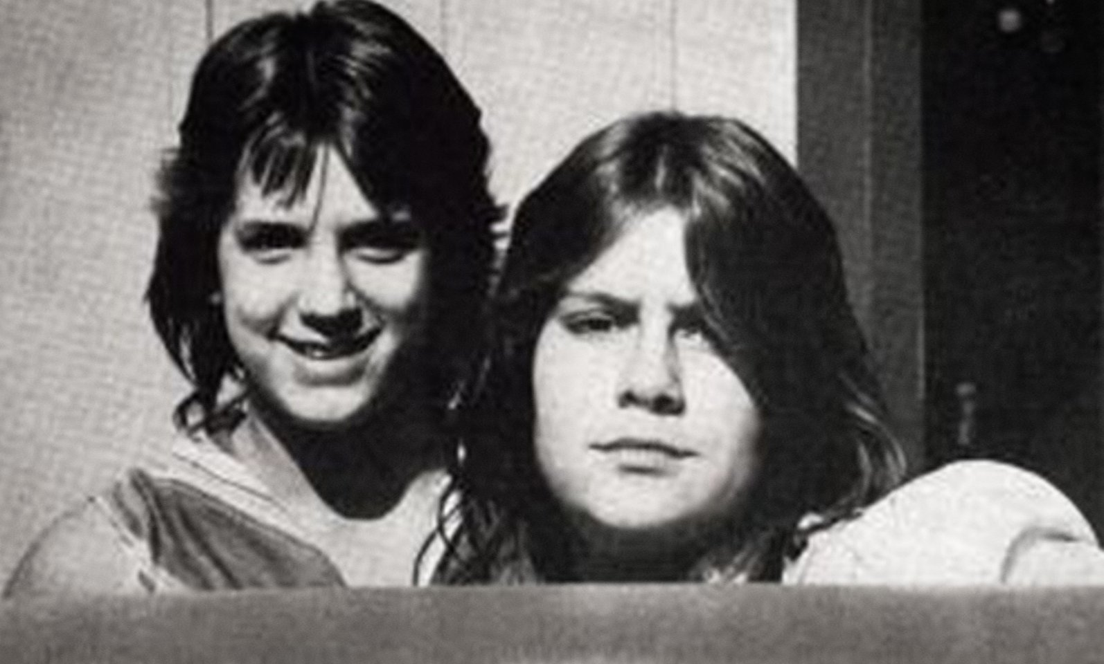 Cindy Collier and Shirley Wolf