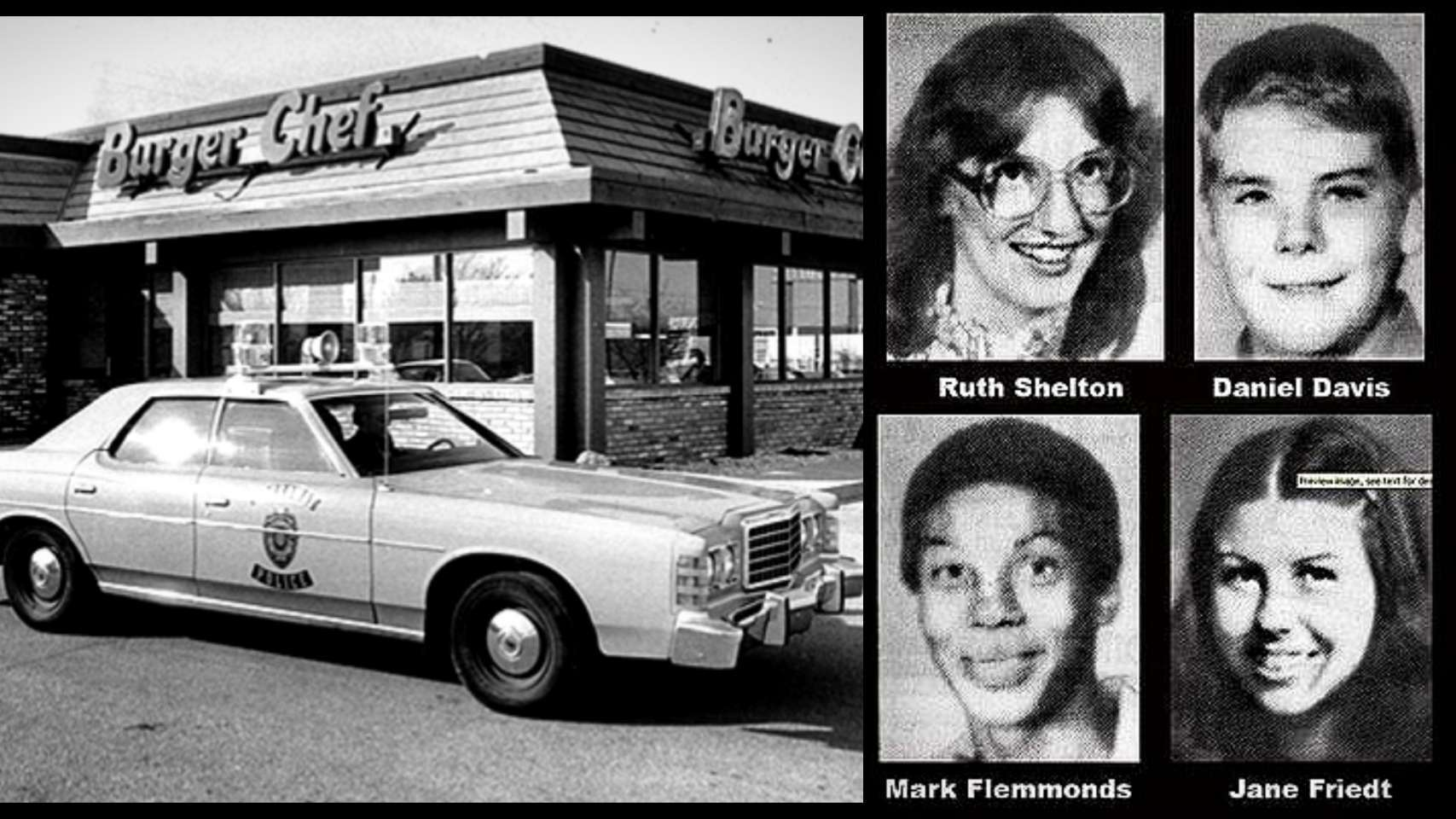 The Burger Chef Murders – Speedway, Indiana