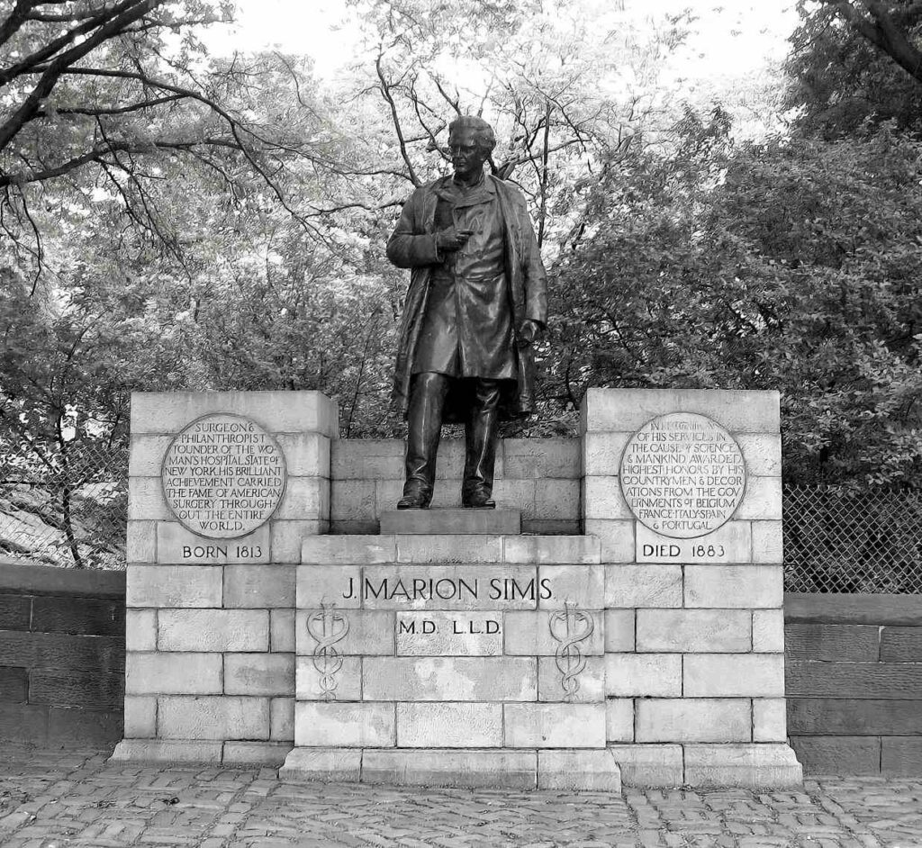 J. Marion Sims: The 'Father of Modern Gynecology' performed shocking experiments on slaves 4