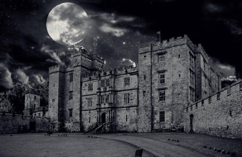 Haunted Chillingham Castle
