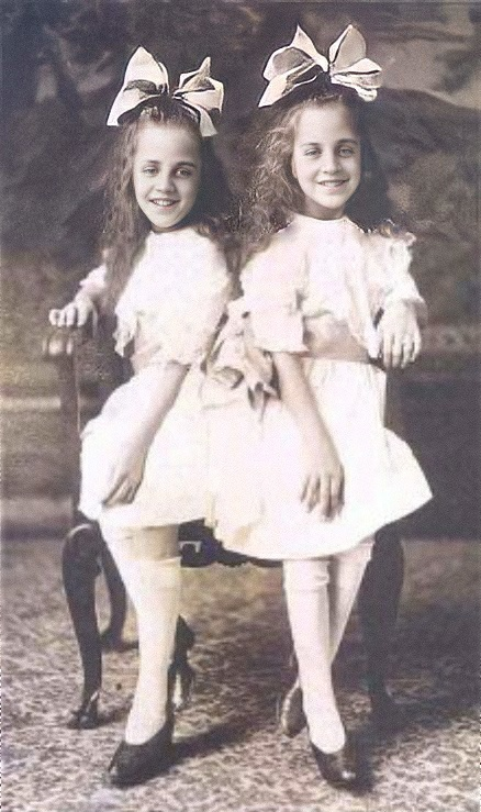 Daisy and Violet Hilton: The incredible, heartbreaking story of the conjoined twins that once shook the world 1