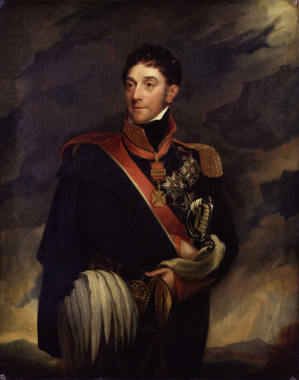 Sir Stapleton Cotton