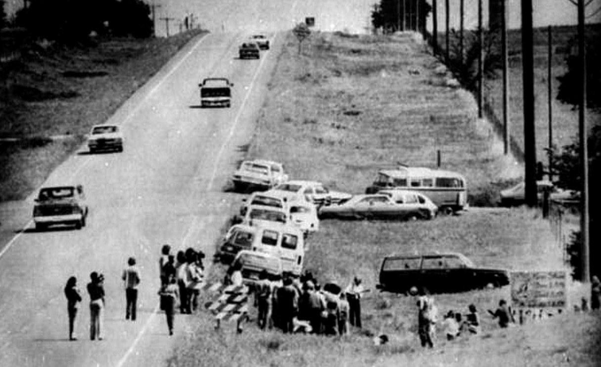 Karen Silkwood accident