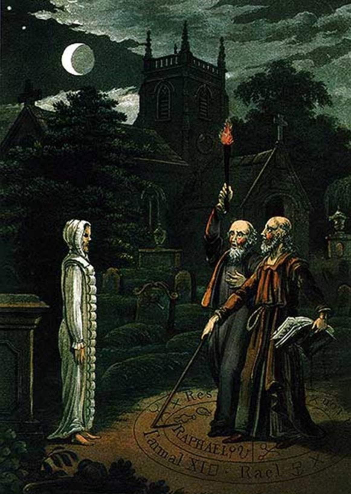 Enochian John Dee and Edward Kelley
