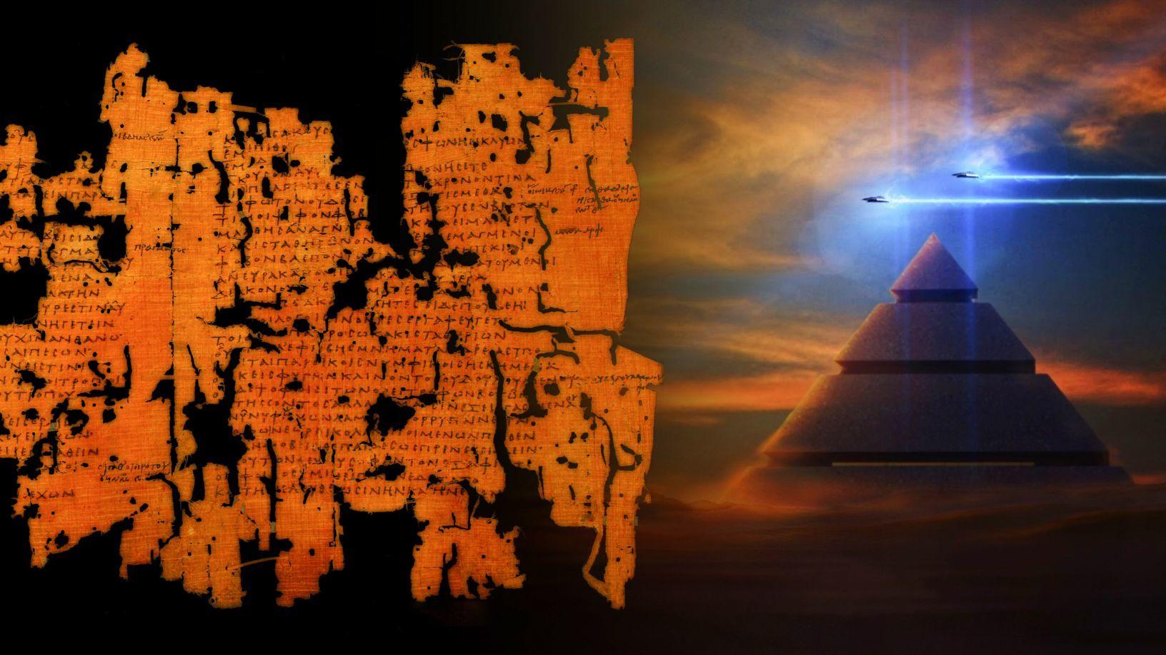 Papyrus Tulli: Did Ancient Egyptians Encounter A Massive UFO?