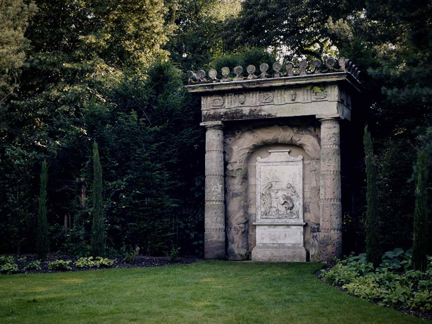 The Shepherd's Monument, Shugborough Park