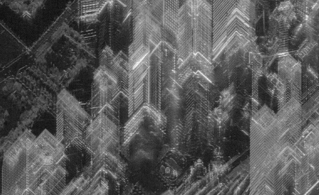 Capella 2 SAR imagery