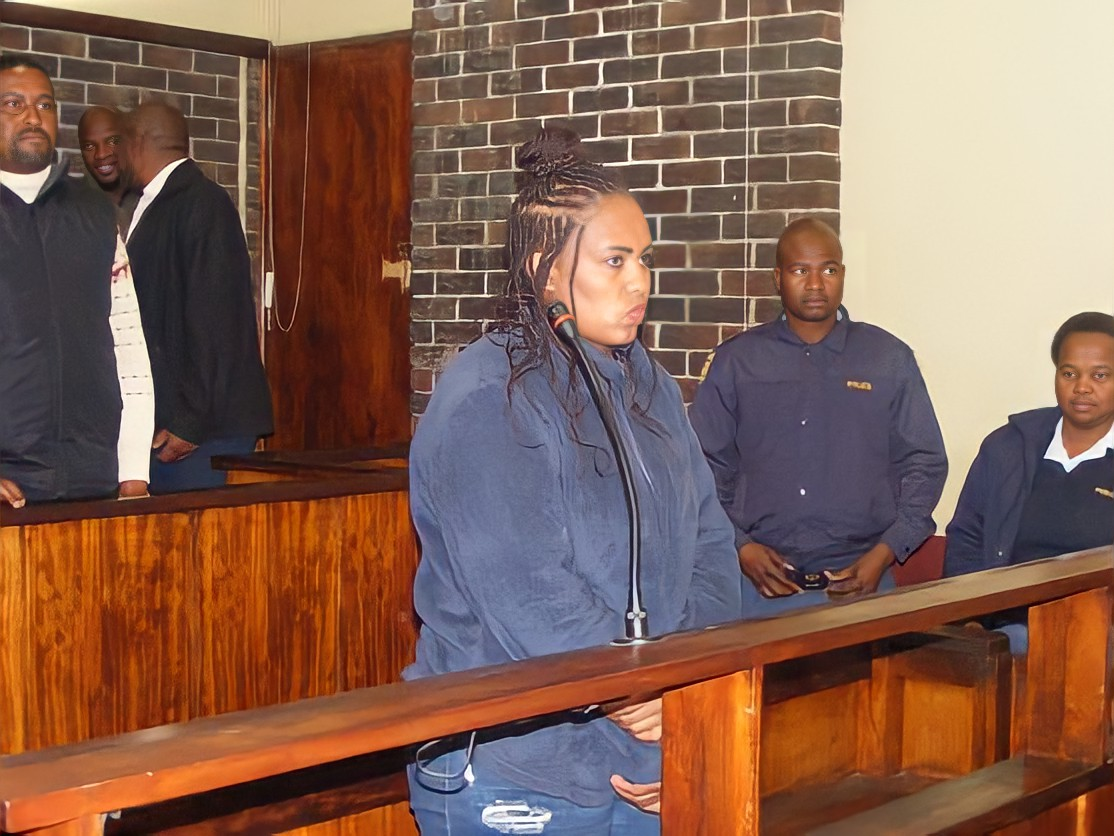 ZinhleMaditla: The Mpumalanga MomWho Poisoned Her 4 Children To Death!