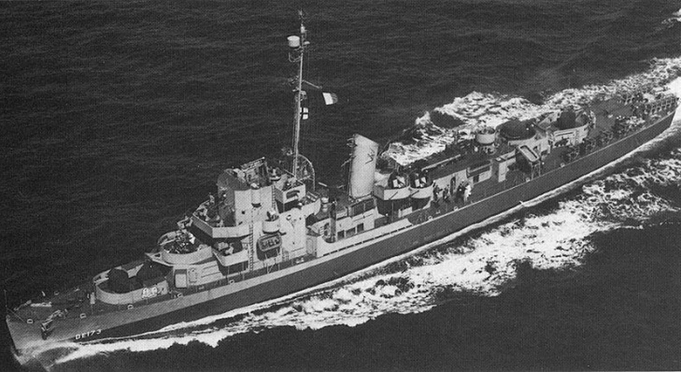 Montauk Project, USS Eldridge