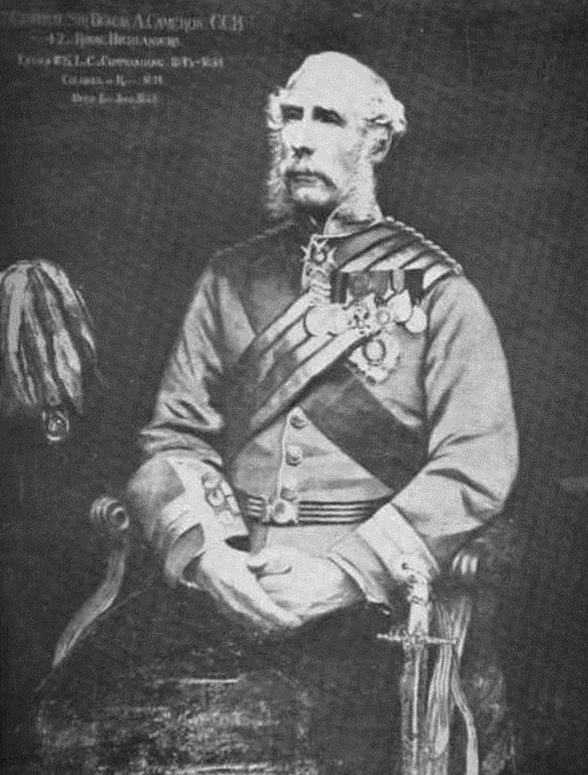 General Sir Duncan A. Cameron, Montauk Project