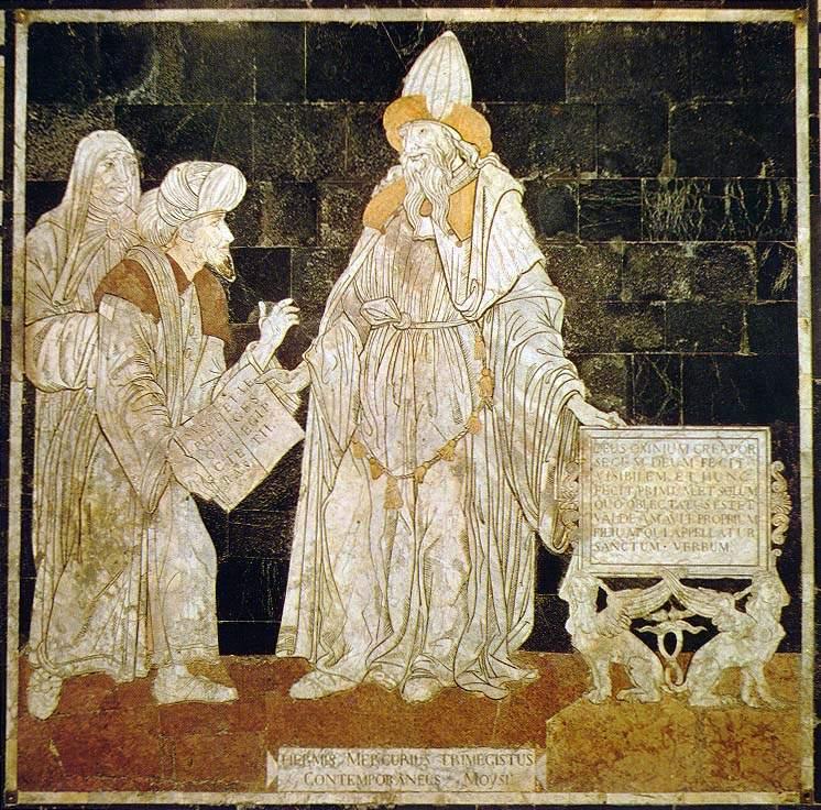 Hermes Trismegistus © Wikimedia commons