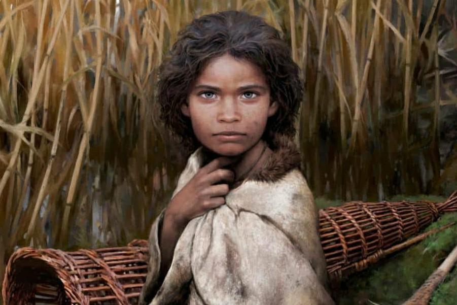 Лола: женщина каменного века
