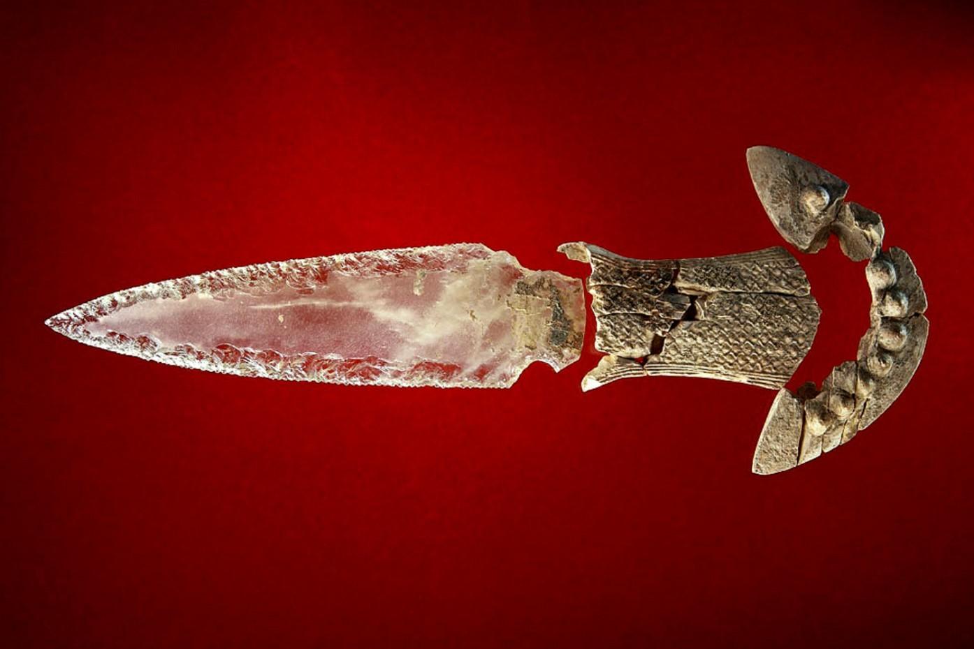 The Crystal Dagger