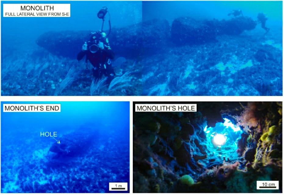 Найденный в Средиземном море подводный «Стоунхендж» возрастом 9,350 лет может переписать историю 6