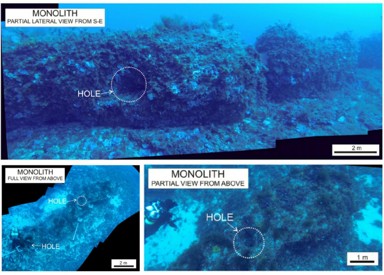 Найденный в Средиземном море подводный «Стоунхендж» возрастом 9,350 лет может переписать историю 7