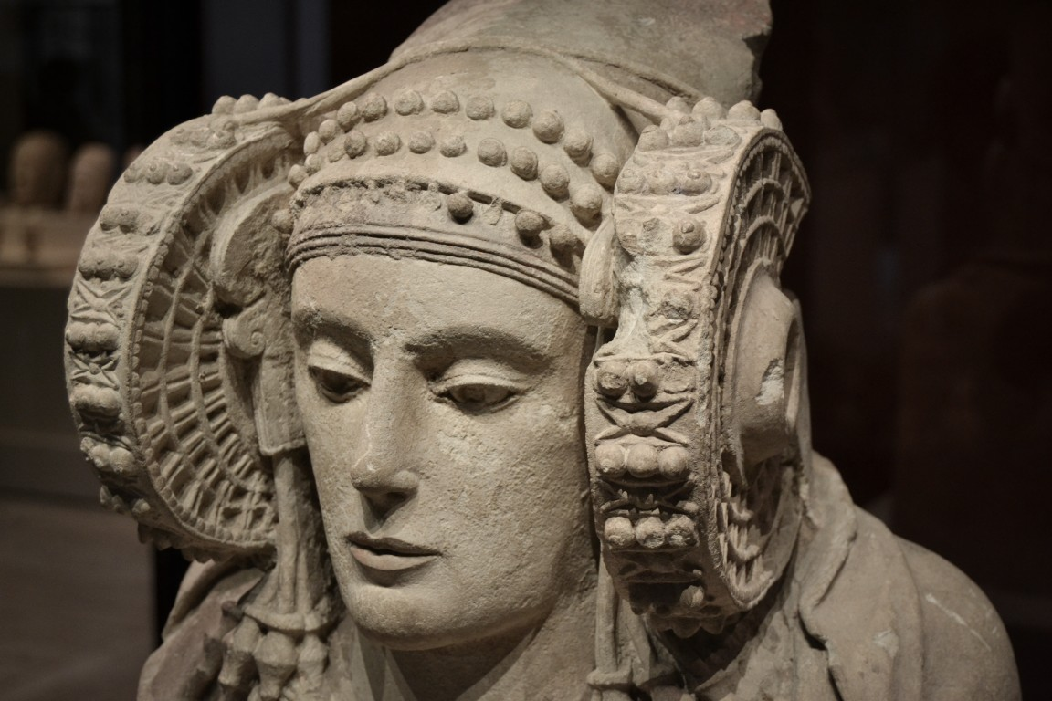Captivating and at the same time disturbing, The Lady of Elche has puzzled researchers for over a century.