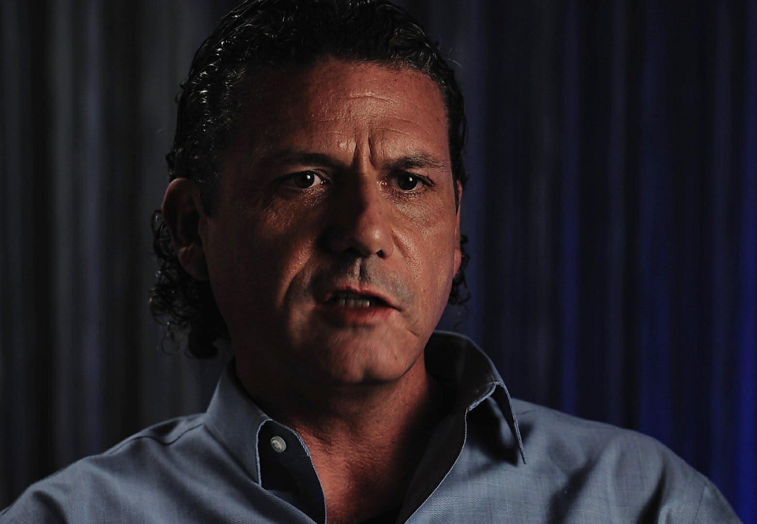 Corey Goode, Secret Space Program insider and whistleblower.