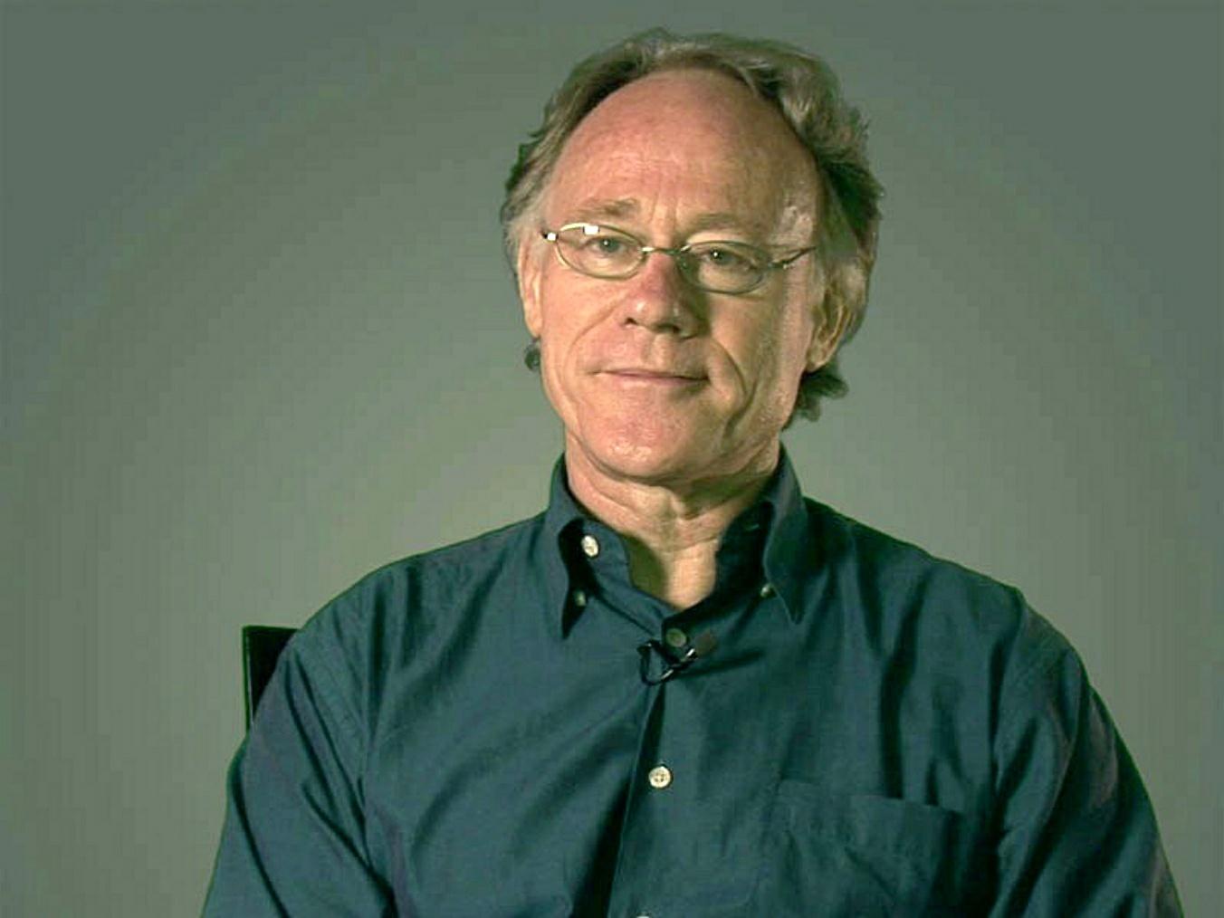 Graham Bruce Hancock
